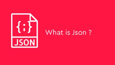آموزش ساختار داده Json