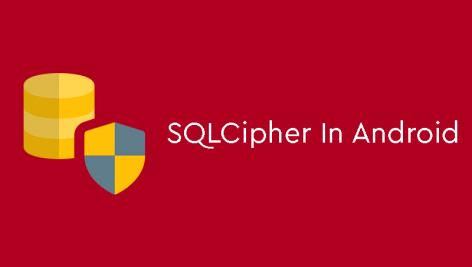 آموزش SQLCipher در اندروید